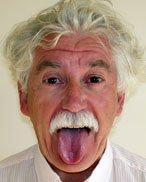 Albert  Einstein Double Imitator Doppelgänger