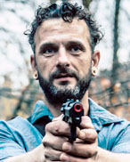 Andrew Lincoln - The Walking Dead Double, Imitator