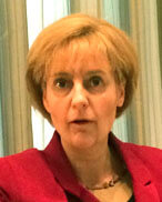 Angela Merkel - Imitatorin Parodistin
