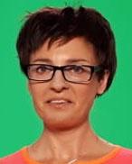 Annegret Kramp Karrenbauer Parodistin Imitatorin Persiflage