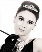 Audrey Hepburn (GB)