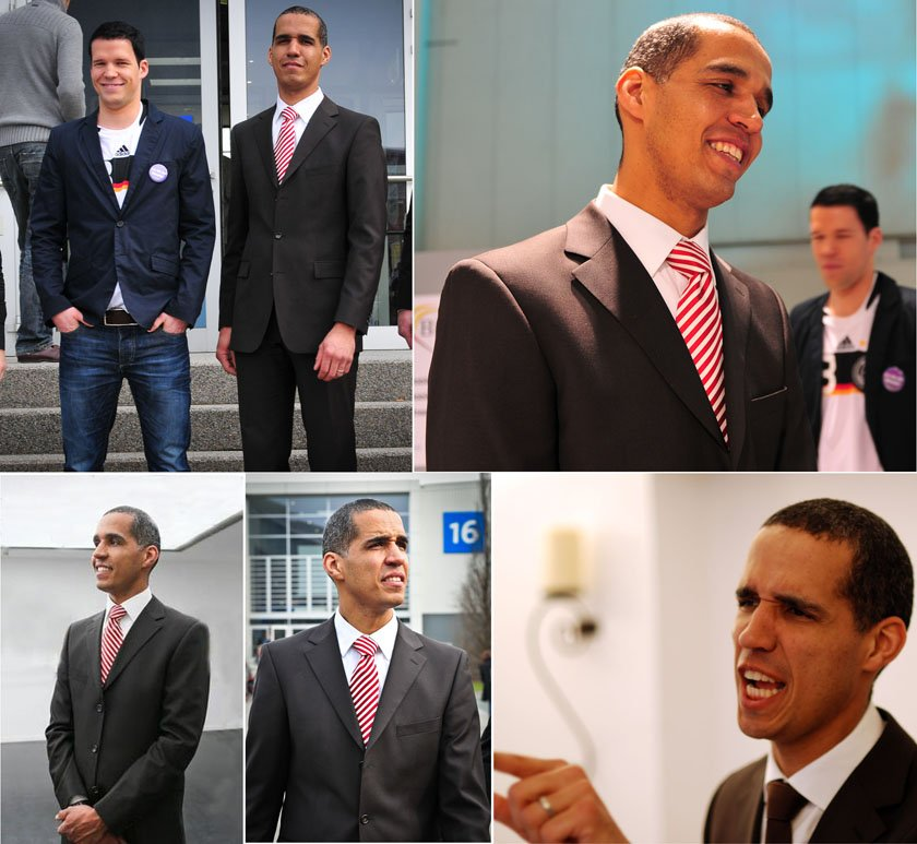 barack obama collage