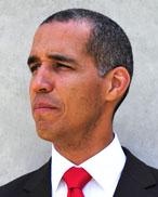 Politikerdoubles, Imitator, Barack Obama