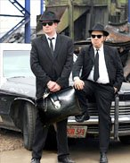 Blues Brothers Doubles