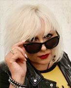 Blondie Tribute, lookalike, Double