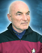 Captain Picard - Star Trek