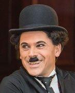 Charlie Chaplin Imitator