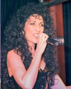 Cher Imitatorin Double Tributeshow