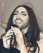 Conchita Double Imitator lookalike Tributeshow