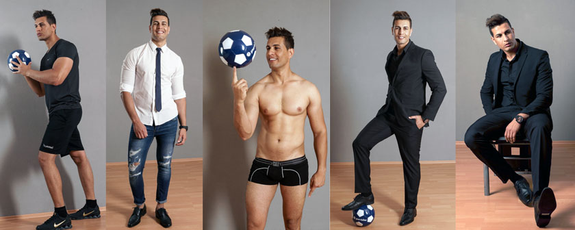 Cristiano Ronaldo Double Moha Collage 2