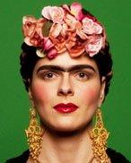 Frida Kahlo Imitatorin Double