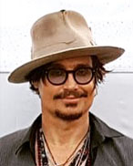 Johnny Depp Double Pa.