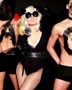 Lady Gaga Imitatorin mit Tributeshow