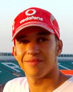 Lewis Hamilton Double