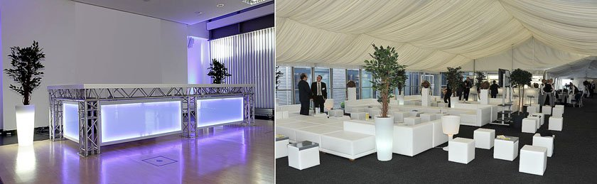 Exclusive Lounge Möbel Und Eventausstattung