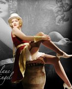 Marlene Dietrich Imitatorin, Tributeshow