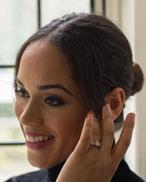 Meghan Markle lookalike double doppelgängerin