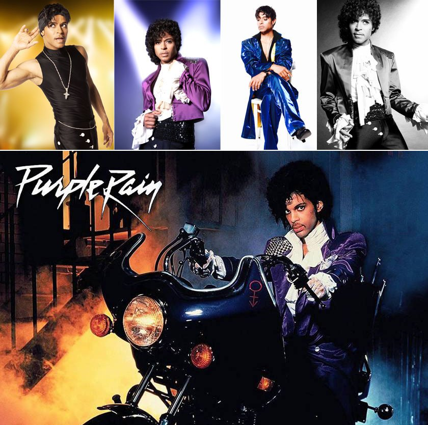 Prince Tribute Collage