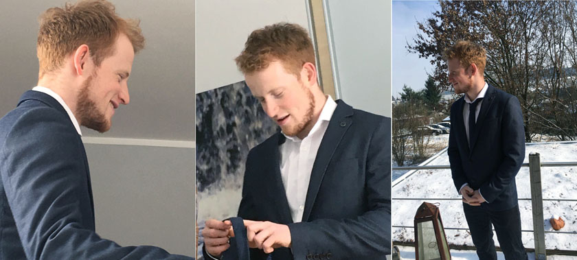 Prince Harry Andreas - Collage