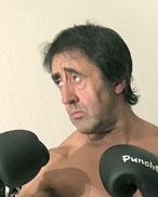 Rocky Balboa Double Doppelgänger Lookalike