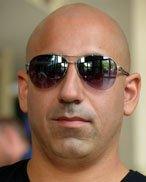 Vin Diesel Double, lookalike, Doppelgänger, Imitator