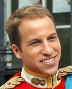 Prince William Royals royal lookalke double