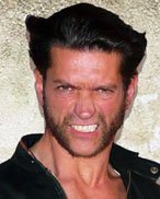Wolverine / Hugh Jackman Double